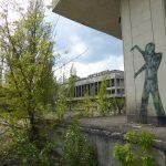 chernobyl disegno di un mutante.