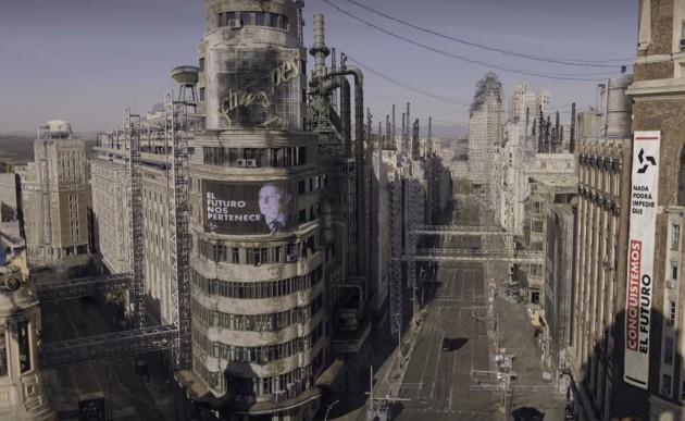 la barriera serie spagnola madrid